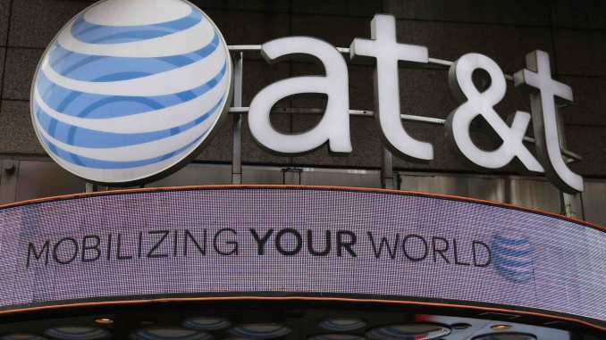 AT&T agrees to buy Time Warner for $85 billion