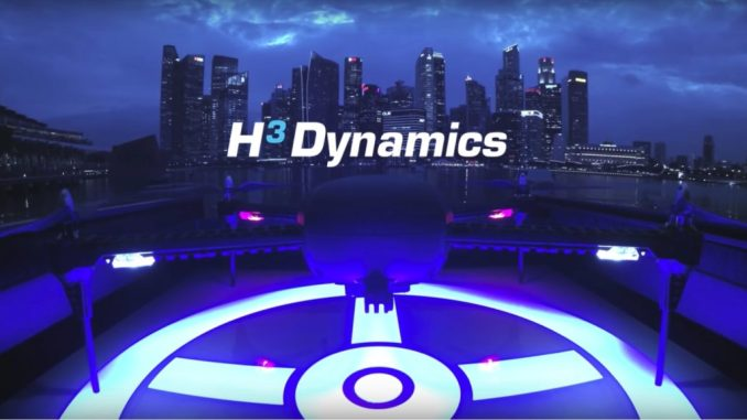 H3 Dynamics, V-Cube Robotics to deploy drone base stations in Japan