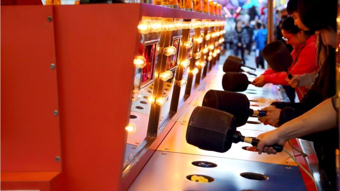 digital advertising is like whack-a-mole, seriously