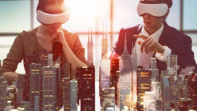 virtual reality urban