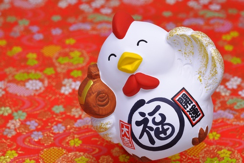 lunar new year rooster