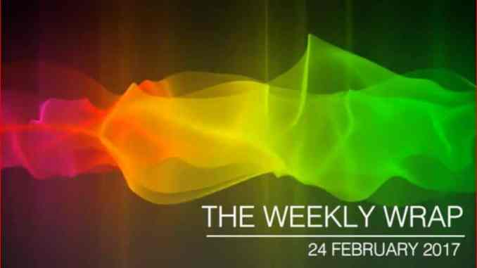 Weekly Wrap 11