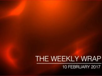 Weekly Wrap 9