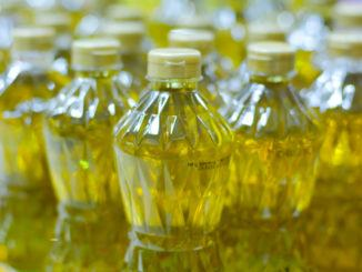 blockchain vegetable oil