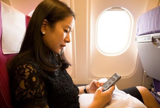 airplane roaming