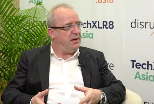 Ian Watson, CEO of Cellcard