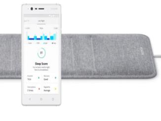 nokia sleep sensor