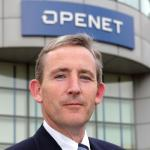 Niall Norton, CEO of Openet open source digital BOSS