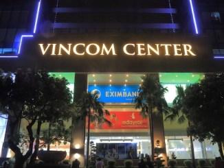 vincom center hanoi