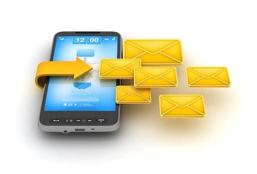 P2P SMS