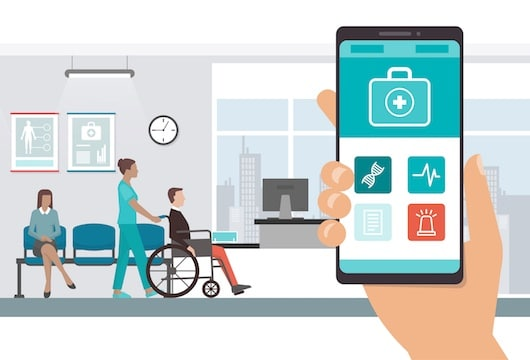 healthcare mobile small cells