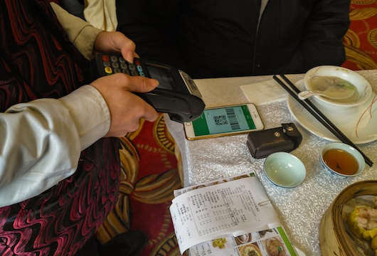 mobile payment wechat pay
