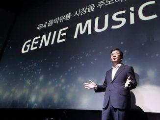genie music 5G