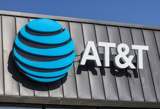AT&T cryptocurrency