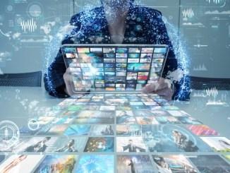 video content distribution cloud