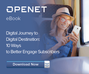 Openet Digital Journey