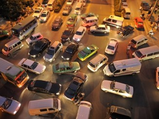 self-driving cars congestion