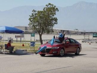 pedestrian autonomous car