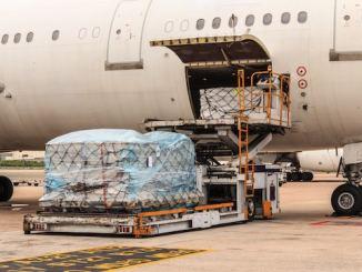 air cargo loading