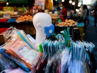 Darknet selling face masks