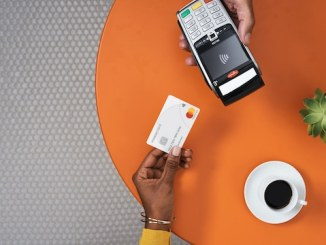 contactless Mastercard payment
