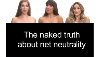 The naked truth about net neutrality