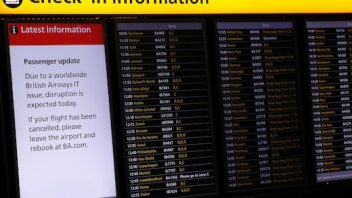 Power surge blamed for grounding BA flights – what next?