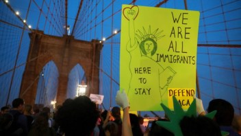 Facebook, Google join campaign to keep the DACA programme