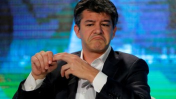 Uber Co-founder and CEO Kalanick resigns