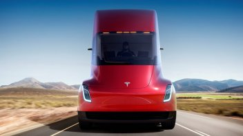 Tesla launches new Semi but range of new products confusing