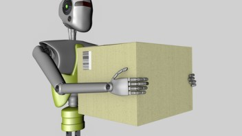 Robots on the rise as deliverymen in China from JD.com
