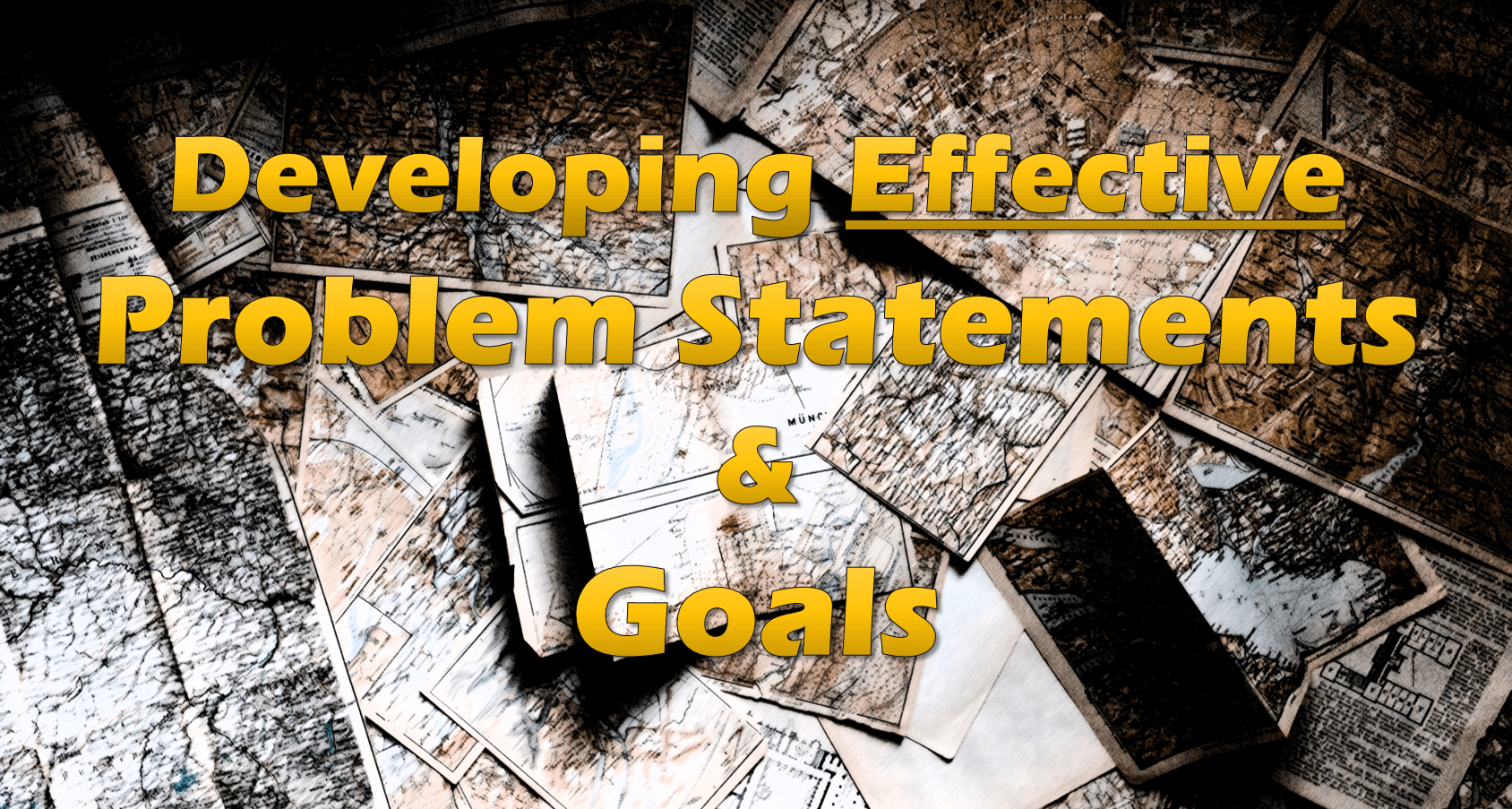 Key Elements of a Strong Problem Statement