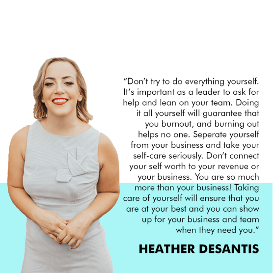 Heather DeSantis