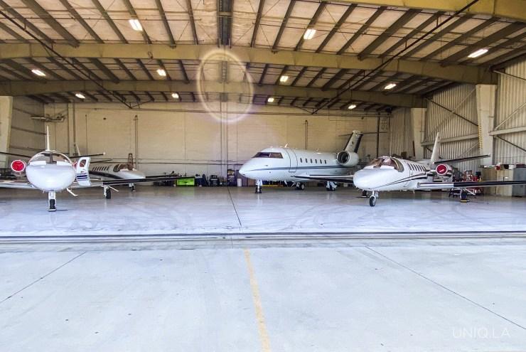 UNIQ Heavy Jet Charters Los Angeles