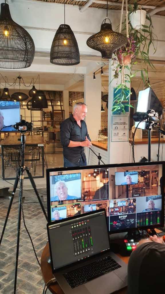 Julien Uhlig Entrepreneur Broadcast