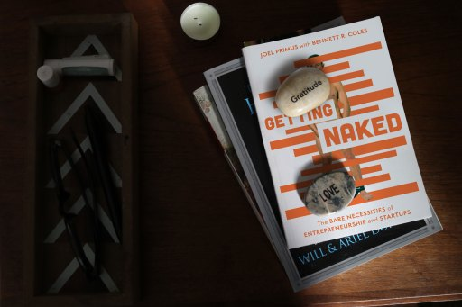 Getting Naked Book by Joel Primus