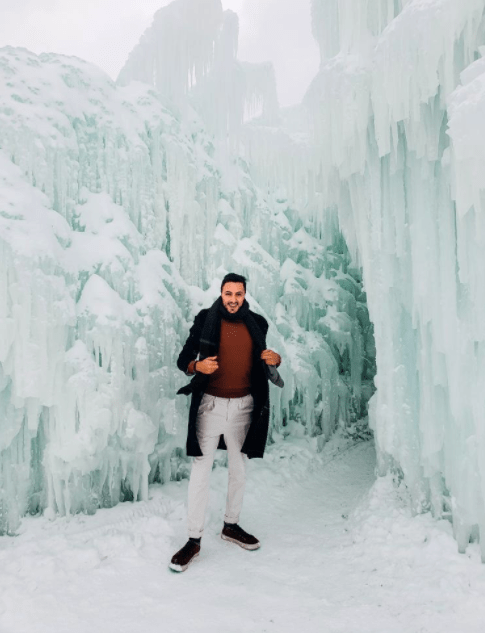 ZizoTravel In Ice Area