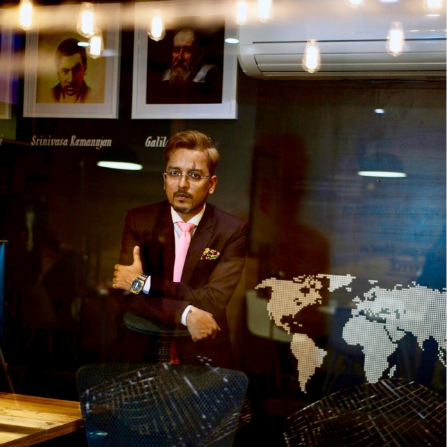 Abhijeet Sinha, Program Director, Ease of Doing Business