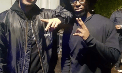Lawson Jr'Music & Anderson Paak AFROPUNK Festival. South Africa