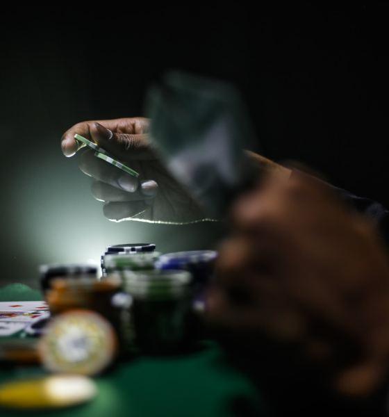 gambling bitcoin