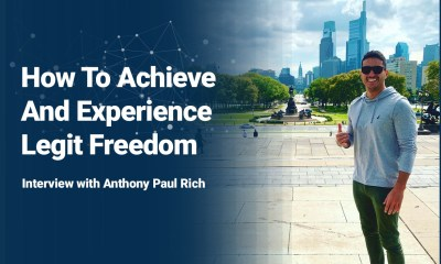 Anthony Paul Rich - Legit Freedom
