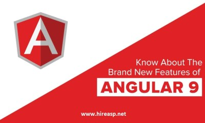 HireAsp.net, Hire Angular developer, Angular 9 Features