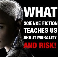 56. What Science Fiction Teaches Us About Morality and Existential Risk | Andrew Maynard