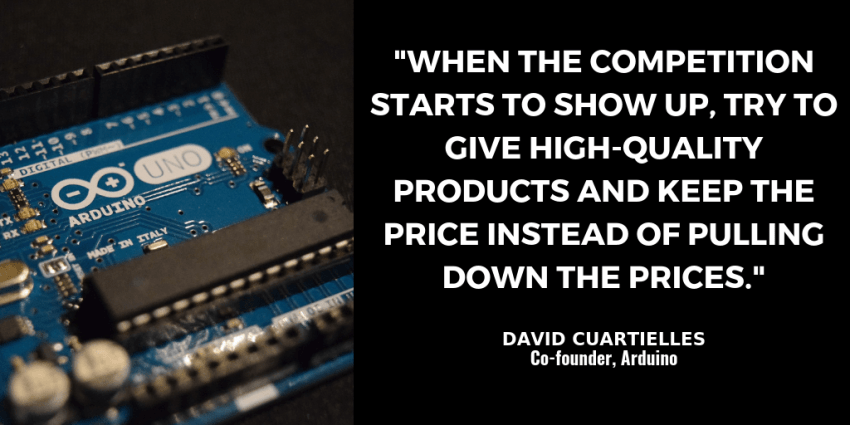 61  Arduino Co-founder David Cuartielles on the Open Source Movement