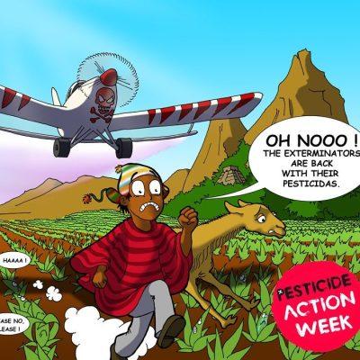 pesticides and GMO