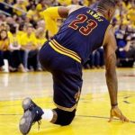 LeBron James gut health