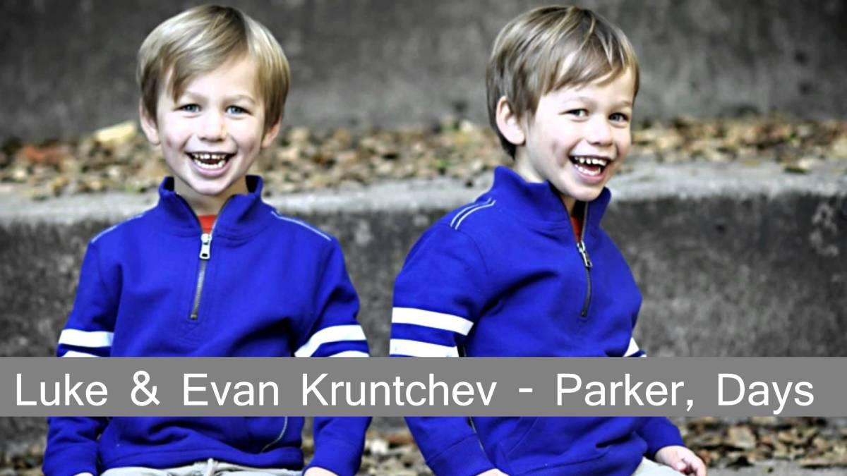 Happy Birthday Evan & Luke Kruntchev!