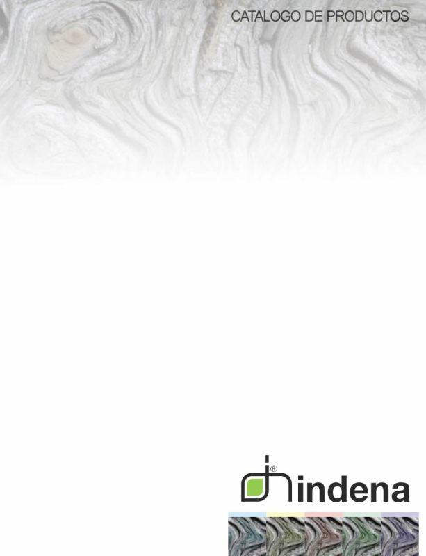 Maquetació de cataleg - Coberta de cataleg