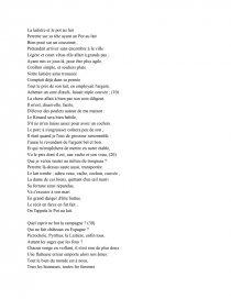 Perrette Et Le Pot Au Lait Texte : perrette, texte, Laitière, Commentaire, Texte, Kirikou66