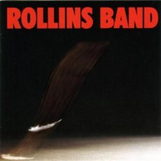 Rollins Band album cover for Weight